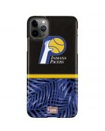 Indiana Pacers Retro Palms iPhone 11 Pro Max Lite Case