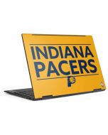 Indiana Pacers Standard - Yellow HP Envy Skin