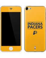 Indiana Pacers Standard - Yellow Apple iPod Skin
