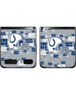 Indianapolis Colts - Blast Galaxy Z Flip Skin