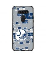 Indianapolis Colts - Blast LG K51/Q51 Clear Case