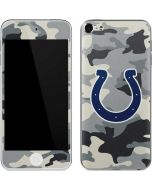 Indianapolis Colts Camo Apple iPod Skin