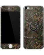 Indianapolis Colts Realtree Xtra Green Camo Apple iPod Skin