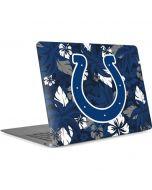 Indianapolis Colts Tropical Print Apple MacBook Air Skin
