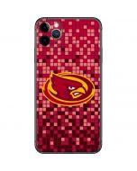 Iowa State Checkered iPhone 11 Pro Max Skin