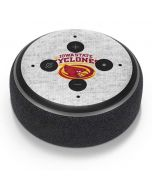 Iowa State Grey Amazon Echo Dot Skin