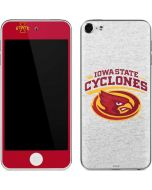Iowa State Grey Apple iPod Skin