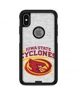 Iowa State Grey Otterbox Commuter iPhone Skin