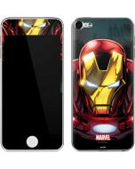 Ironman Close up Apple iPod Skin