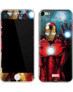Ironman Apple iPod Skin