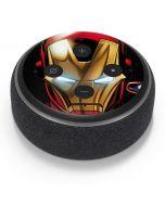 Ironman Power Up Amazon Echo Dot Skin