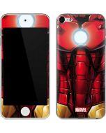 Ironman Power Up Apple iPod Skin