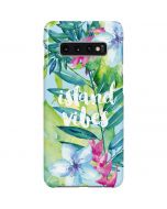 Island Vibes Galaxy S10 Plus Lite Case