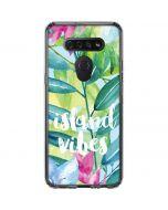 Island Vibes LG K51/Q51 Clear Case