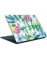Island Vibes Surface Laptop Skin