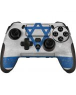 Israel Flag Distressed PlayStation Scuf Vantage 2 Controller Skin