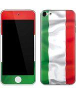 Italy Flag Apple iPod Skin
