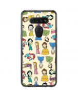 Its A Princess Thing LG K51/Q51 Clear Case