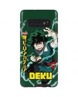 Izuku Midoriya Galaxy S10 Plus Pro Case