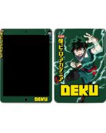 Izuku Midoriya Apple iPad Air Skin