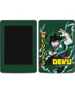 Izuku Midoriya Amazon Kindle Skin