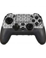 Jack Skellington Grey Split PlayStation Scuf Vantage 2 Controller Skin