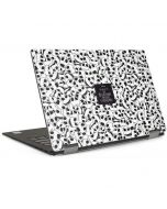 Jack Skellington Pattern Dell XPS Skin