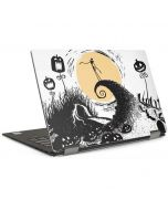 Jack Skellington Pumpkin King Dell XPS Skin