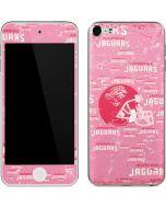 Jacksonville Jaguars - Blast Pink Apple iPod Skin