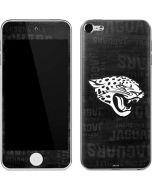 Jacksonville Jaguars Black & White Apple iPod Skin