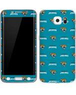 Jacksonville Jaguars Blitz Series Galaxy S6 Edge Skin