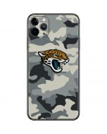 Jacksonville Jaguars Camo iPhone 11 Pro Max Skin