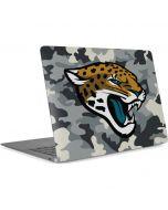 Jacksonville Jaguars Camo Apple MacBook Air Skin