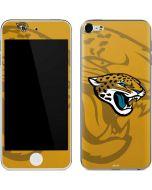 Jacksonville Jaguars Double Vision Apple iPod Skin
