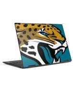 Jacksonville Jaguars Large Logo HP Envy Skin