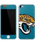 Jacksonville Jaguars Large Logo Apple iPod Skin