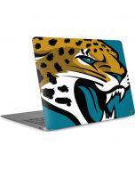 Jacksonville Jaguars Large Logo Apple MacBook Air Skin