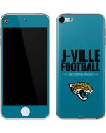 Jacksonville Jaguars Team Motto Apple iPod Skin