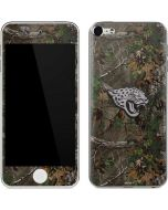 Jacksonville Jaguars Realtree Xtra Green Camo Apple iPod Skin