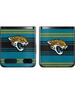 Jacksonville Jaguars Trailblazer Galaxy Z Flip Skin