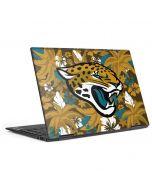 Jacksonville Jaguars Tropical Print HP Envy Skin