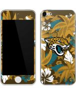 Jacksonville Jaguars Tropical Print Apple iPod Skin