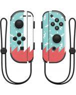 Jagged Split Nintendo Joy-Con (L/R) Controller Skin
