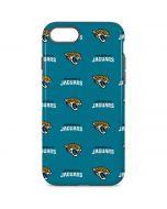 Jacksonville Jaguars Blitz Series iPhone 8 Pro Case