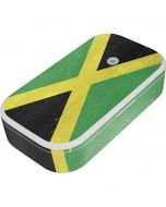Jamaica Flag Distressed UV Phone Sanitizer and Wireless Charger Skin