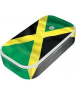 Jamaica Flag UV Phone Sanitizer and Wireless Charger Skin