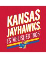 Kansas Jayhawks Established 1865 iPhone X Waterproof Case