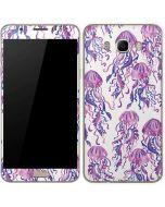 Jellyfish Galaxy J7 Skin