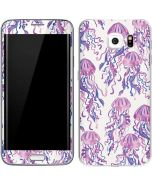 Jellyfish Galaxy S6 Edge Skin