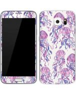 Jellyfish Galaxy S6 Skin